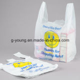 Пластичный цветастый напечатанный Cuatomizable полиэтиленовый пакет тенниски