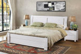 Camas matrimoniales modernas de la cama de madera sólida (M-X2260)