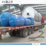Spätestes Generation Plastic zu Diesel Refining Machine 12ton Capacity