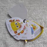 Étiquette du fabriquant mignonne de forme spéciale pour des cartables d'enfants