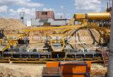Usine de minerai d'or de l'Afrique, usine d'extraction d'or, plante de lavage d'or, plante d'orgue de Barrack, usine d'élution d'or, équipement d'extraction d'or, machine d'extraction d'or