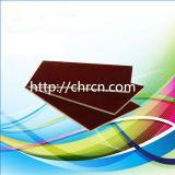 Feuille phénolique de stratifié de tissu de coton de la qualité 3025