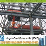 Estructura de acero del edificio de varios pisos (JDCC-SW27)