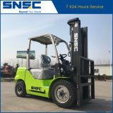 Forklift do diesel do motor 3.5ton de Japão