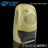 A roupa elétrica plástica do ABS seca o mini desumidificador Home