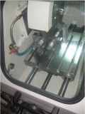 Tagliatrice metallografica automatica del campione di Q-100b con il diametro 100mm di taglio