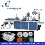 Máquina de Thermoforming de la tapa de Donghang con la pila