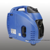 De standaard AC Eenfasige Generator van de Benzine 1200W met de Certificatie van Ce