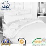 Hotel de 100% Cotton/CVC/hospital liso branco/jogo Home do Duvet