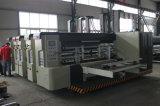 Impression de empaquetage de cadre ondulé automatique de carton rainant la machine de découpage