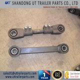 トレーラーおよびトラックのためのBPWの中断トルクアーム修復され、調節可能なタイプ