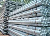 Tubo d'acciaio quadrato galvanizzato Hot-DIP del grado B di ASTM A53