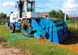 Estabilizador del suelo de XCMG Wb25 con maquinaria de mezcla del camino de la anchura de 2500m m