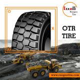 Pneumático do pneumático OTR do carregador, pneu 23.5r25 26.5r25 de OTR