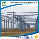 Frame de aço de grande extensão