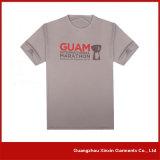 Fabricante curto personalizado dos Tshirts do esporte da luva (R70)