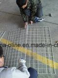 O preço barato da fábrica galvanizou Gabions soldado