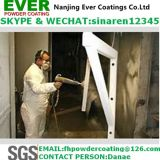 White Ral9016 Powder Coating Spray eletrostático
