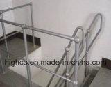 Connecteur de forme de bille d'acier inoxydable pour la balustrade et la balustrade