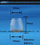 뚜껑을%s 가진 절묘한 장식무늬가 든 유리 제품 기술 촛대