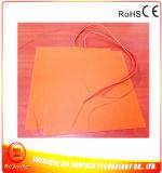 rubberVerwarmer van het Silicone van de Verwarmer van de Printer van 400*400*1.5mm 3D