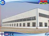 Costruzione prefabbricata della struttura d'acciaio per il workshop (FLM-019)