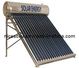 De ZonneVerwarmer BG 180L2 van het Water QAL
