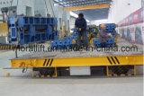 Carro de la transferencia de la manipulación de materiales del almacén de Overlength