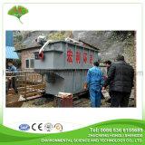 レストランの廃水のための分解された空気浮遊の処置