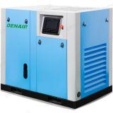 Compresor de aire rotatorio sin aceite seco del tornillo