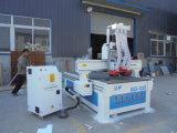3D CNC van het Houtsnijwerk Machine voor Deur