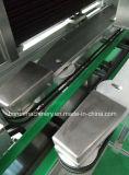 ペットPVCラベルが付いている高容量の収縮の袖の分類機械