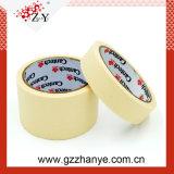 Fita de papel resistente ao calor automotriz de máscara do papel de Crepe da alta qualidade