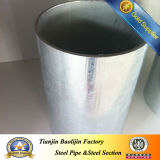 tubo d'acciaio galvanizzato armatura di 48.3*3.2mm