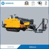 Équipement horizontal utilisé parélectricité élevée de forage dirigé de tuyauterie de gaz de l'eau de rotation