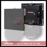 Indicador de diodo emissor de luz do passo do pixel da cor cheia P4mm, tela interna do diodo emissor de luz, módulo do diodo emissor de luz/painel