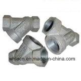 Corpo di valvola del pezzo fuso di investimento dell'acciaio inossidabile (pezzo fuso perso della cera)