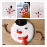 Brinquedos de derretimento do boneco de neve de Handgum DIY que pensam o Putty para miúdos