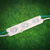 Carta de canal de acrílico al aire libre impermeable de la publicidad LED con el módulo de 2835 3SMD LED