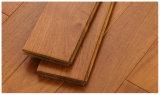 Pavimento de madeira sólida com teca impermeável natural com certificação Ce