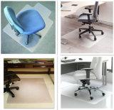 Büro-Stuhl-Plastikfußboden-Matte