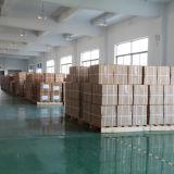 Runder Plastikpuder-Vertrags-Kasten