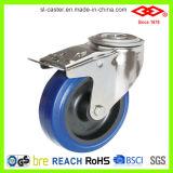 Голубой резиновый рицинус нержавеющей стали (P104-23D080X32)