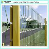 PVC Coated Curvy Welded Fence de Direct Wholesale da fábrica para Sale