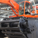 Chinahighquality Low Price Cat Excavator mit Undercarriage Pontoon