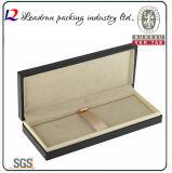 Holz-verpackenbleistift-Geschenk-Feder-Kasten-Papier-Bildschirmanzeige-Plastikfeder-Kasten-Verpackungs-Kasten-Schaukarton (Lrp01A)