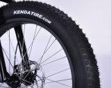 Vélo électrique de 26 pouces gros avec la batterie au lithium
