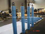 Cilindro hidráulico gradual resistente