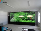 DLP 70 pulgadas de 2X4 de visualización de pared video en sistema de la comunicación