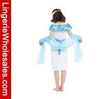 Princess Ферзь Cosplay Costume люкс маленьких девочек детей Halloween египетский
